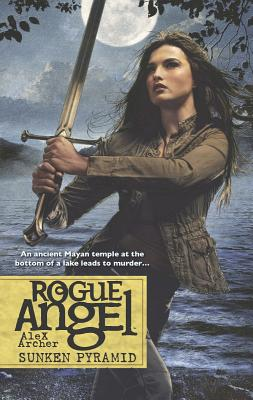 Image for Sunken Pyramid (Rogue Angel)