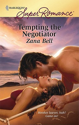 Image for Tempting the Negotiator (Harlequin Superromance)