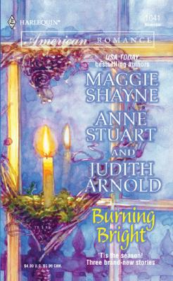 Image for Burning Bright (Harlequin American Romance Series)