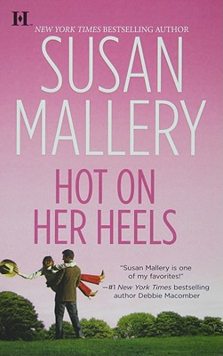 Image for Hot on Her Heels (Lone Star Sisters)