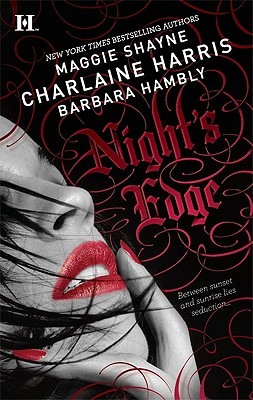 Night's Edge: Dancers in the Dark Her Best Enemy Someone Else's Shadow, Charlaine Harris, Maggie Shayne, Barbara Hambly