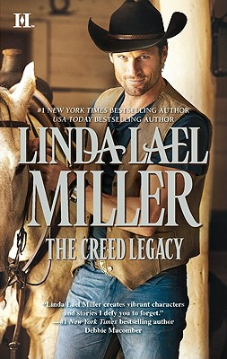 The Creed Legacy (Creed Cowboys), Linda Lael Miller