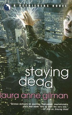 "Image for ""Staying Dead (Retrievers, Book 1)"""