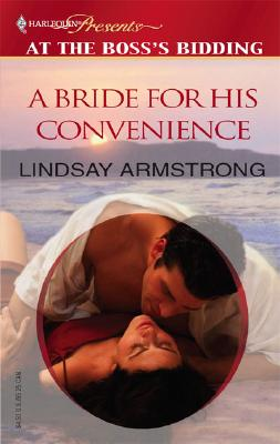 Bride For His Convenience, LINDSAY ARMSTRONG