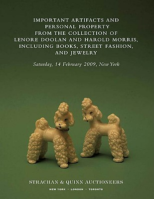 Important Artifacts and Personal Property from the Collection of Lenore Doolan and Harold Morris, Including Books, Street Fashion, and Jewelry, Shapton, Leanne