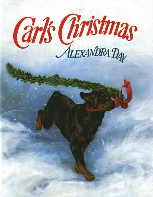 Carl's Christmas, Alexandra Day