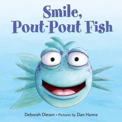 """Smile, Pout-Pout Fish (Pout-Pout Fish Board Books)"", ""Diesen, Deborah"""