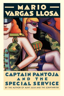 Image for Captain Pantoja and the Special Service: A Novel