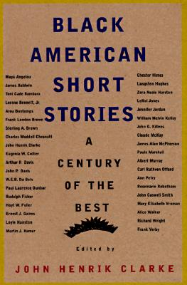 Image for Black American Short Stories (American Century Series)