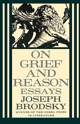 Image for On Grief and Reason: Essays