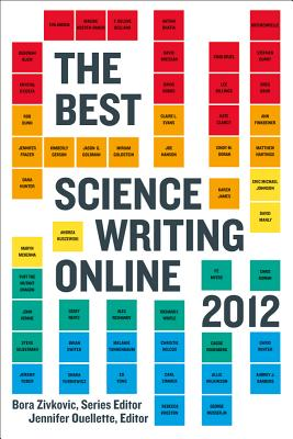 Image for The Best Science Writing Online 2012 (Open Laboratory)