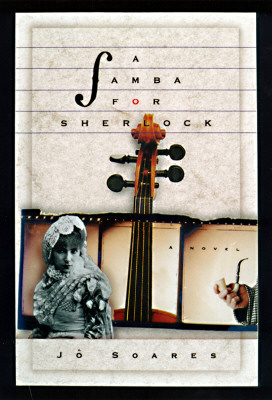 Image for A SAMBA FOR SHERLOCK