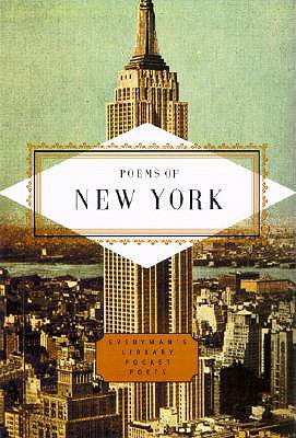Image for Poems of New York (Everyman's Library Pocket Poets)
