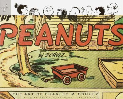 Peanuts: The Art of Charles M. Schulz, Charles M. Schulz, Chip Kidd, Geoff Spear