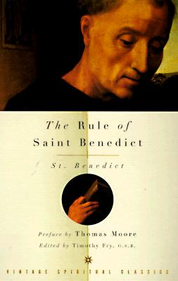 Image for The Rule of St. Benedict