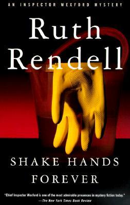 """Shake Hands Forever, """"Rendell, Ruth"""""""