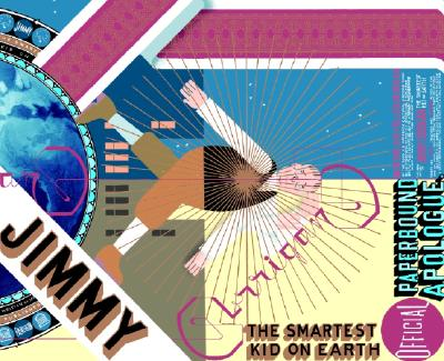 Image for Jimmy Corrigan: The Smartest Kid on Earth (First Edition)