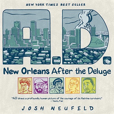 Image for A.D. : NEW ORLEANS AFTER THE DELUGE