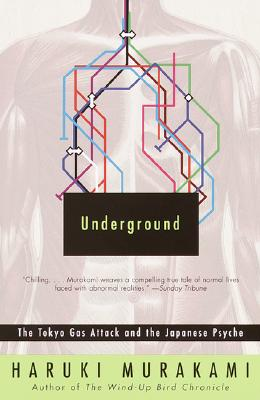 Image for Underground  The Tokyo Gas Attack and the Japanese Psyche