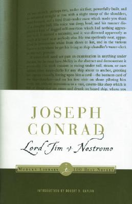 Image for Lord Jim & Nostromo (Modern Library (Paperback))