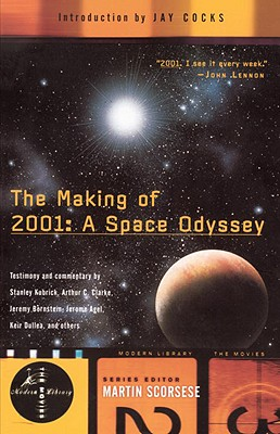 Image for The Making of 2001: A Space Odyssey (Modern Library Movies)
