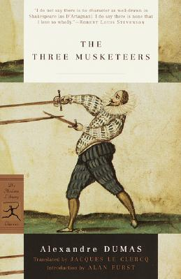 The Three Musketeers (Modern Library Classics), Alexandre Dumas pere