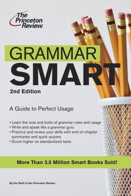Image for Princeton Review: Grammar Smart 2nd