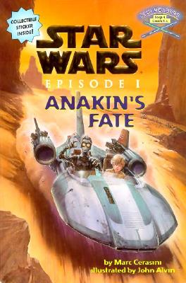 Image for Anakin's Fate: Star Wars Episode I (A Step into Reading Jedi Reader, Step 4)