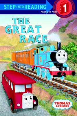 The Great Race (Step-Into-Reading, Step 1), Kerry Milliron