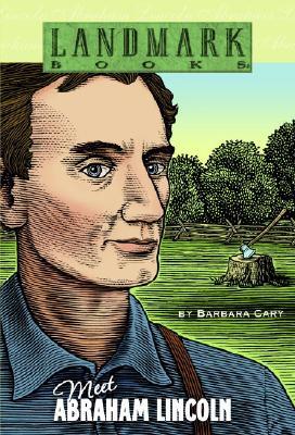 Image for Meet Abraham Lincoln (Landmark Books)