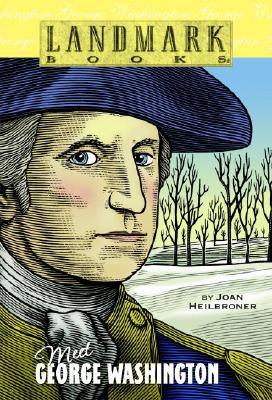 Image for Meet George Washington (Landmark Books)