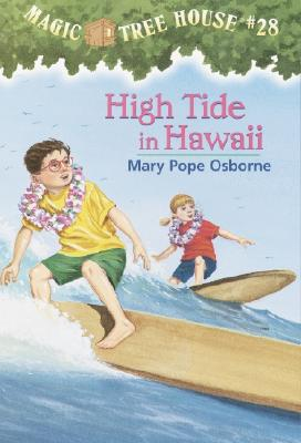 Image for High Tide in Hawaii (Magic Tree House 28)