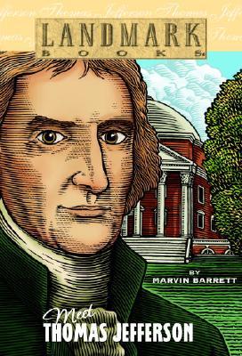 Image for Meet Thomas Jefferson (Landmark Books)