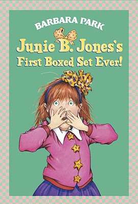 Image for Junie B. Jones's First Boxed Set Ever! (Books 1-4)