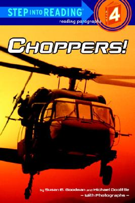 Image for Choppers! (Step into Reading)