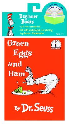 Image for Green Eggs and Ham Book & CD (Book and CD)