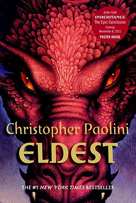 "Image for ""Eldest (Inheritance Cycle, Book 2) (The Inheritance Cycle)"""