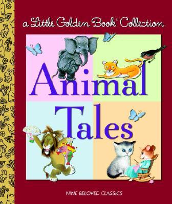 ANIMAL TALES: LGB CO, Golden Books