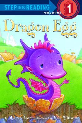 Dragon Egg (Step into Reading), MALLORY LOEHR