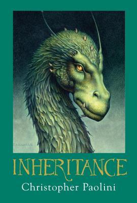"Inheritance (Inheritance Cycle), ""Paolini, Christopher"""