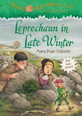 "Magic Tree House #43: Leprechaun in Late Winter (A Stepping Stone Book(TM)), ""Osborne, Mary Pope"""