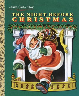 The Night Before Christmas (Little Golden Book), Clement Clarke Moore