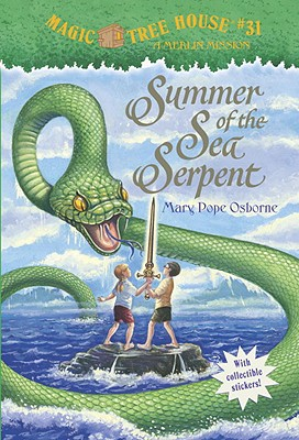 Magic Tree House #31: Summer of the Sea Serpent (A Stepping Stone Book(TM)), Mary Pope Osborne