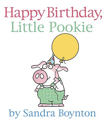 Image for Happy Birthday, Little Pookie (Pookie Books)