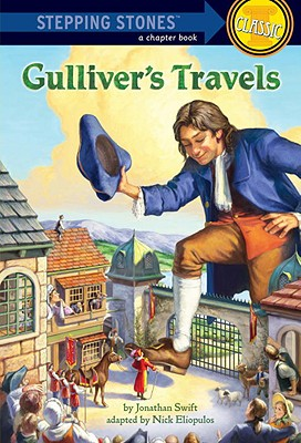 Gulliver's Travels (A Stepping Stone Book(TM)), Swift, Jonathan