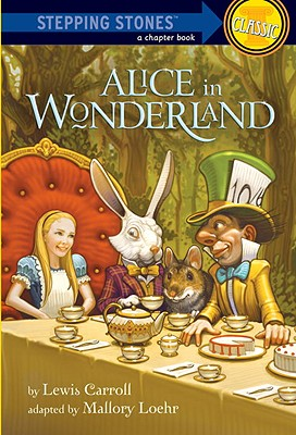 Alice in Wonderland (Stepping Stones: Classic), Carroll, Lewis