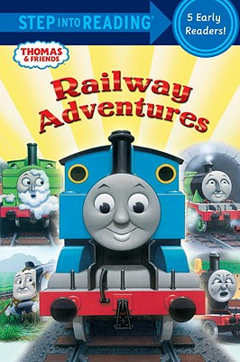 Railway Adventures (Thomas & Friends) (Step into Reading), Random House