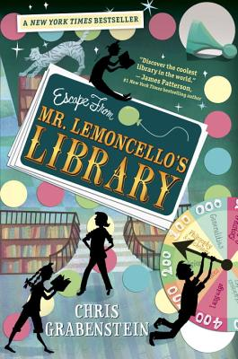 Escape from Mr. Lemoncello's Library, Grabenstein, Chris