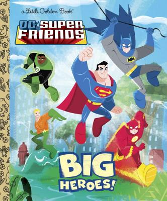 Image for Big Heroes! DC Super Friends
