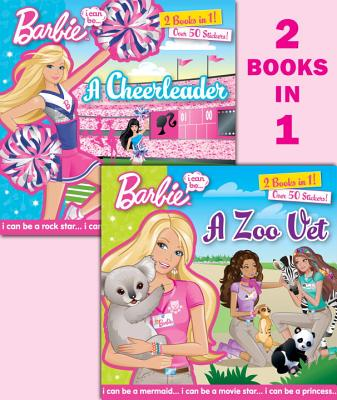 I Can Be...A Zoo Vet/I Can Be...A Cheerleader (Barbie) (Pictureback(R)), Random House
